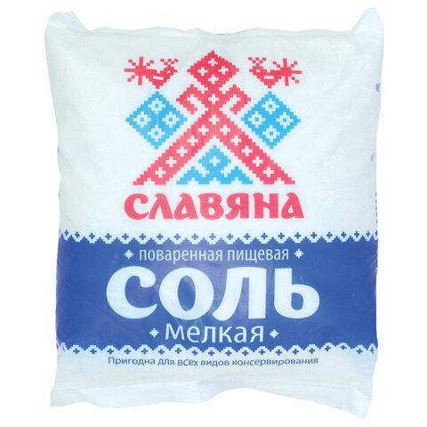 Соль пищевая 1 кг,