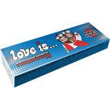 Жевательная конфета LOVE IS со вкусом Арбуз-тропик, 25 г, 70291