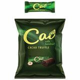 Конфеты шоколадные CAO с трюфельным вкусом и дробленым фундуком, 1 кг, ПР6988