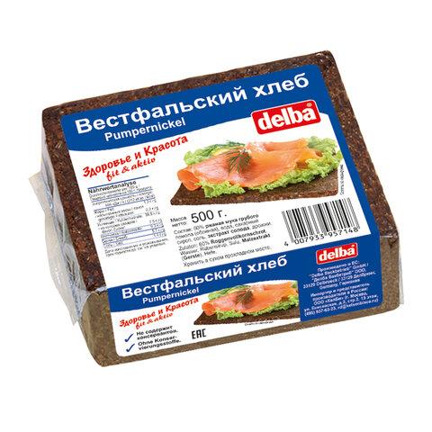 Хлеб Вестфальский DELBA