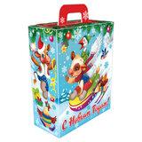 """Подарок новогодний """"На горке"""", 800 г, НАБОР конфет, картонная упаковка, ХЭ2049"""