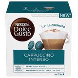 Кофе в капсулах NESCAFE Cappuccino Intenso для кофемашин Dolce Gusto, 16 шт. х 12 г, 12385105