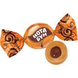"""Конфеты ирис жевательный ЯШКИНО """"Нота Бум"""", с орехово-шоколадной начинкой, пакет, 500 г, НК160"""