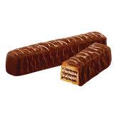 Вафли ЯШКИНО в карамели, глазированные, с начинкой из натурального какао, 2 кг, коробка, ЯВ240