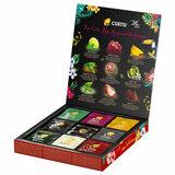 """Чай CURTIS """"Dessert-Blooming Tea Collection"""" НАБОР ассорти мелкий лист 40 сашетов, 516700"""