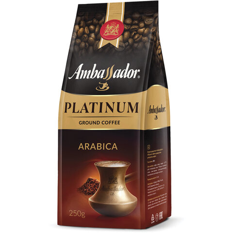 Кофе молотый AMBASSADOR