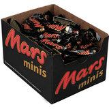 Конфеты шоколадные MARS minis, весовые, 1 кг, картонная упаковка, 56730