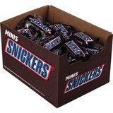 Конфеты шоколадные SNICKERS minis, весовые, 1 кг, картонная упаковка, 57236