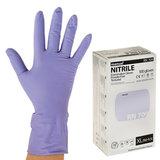Перчатки нитриловые смотровые, КОМПЛЕКТ 50 пар (100 шт.), повышенная прочность, XL, MANUAL RN709, RN709-04