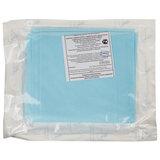 Простыня одноразовая ГЕКСА стерильная, 140х200 см, спанбонд ламинированный 40 г/м<sup>2</sup>, голубая