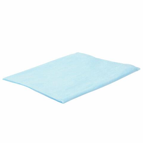 Салфетка одноразовая ГЕКСА стерильная, 40х40 см, спанбонд ламинированный 40 г/м2, голубая