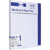 Рентгеновская пленка синечувствительная, SFM X-Ray BF, КОМПЛЕКТ 100 л., 30х40 см, 629039
