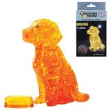 "Игрушка развивающая 3D Crystal Puzzle ""Собака"", L, 41 элемент, HJ061342N"
