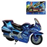 """Игрушка развивающая """"Крутой байк"""", инерционная, 4 трамплина, 2 мотоцикла, 60102"""