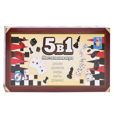 Игра магнитная 5 в 1
