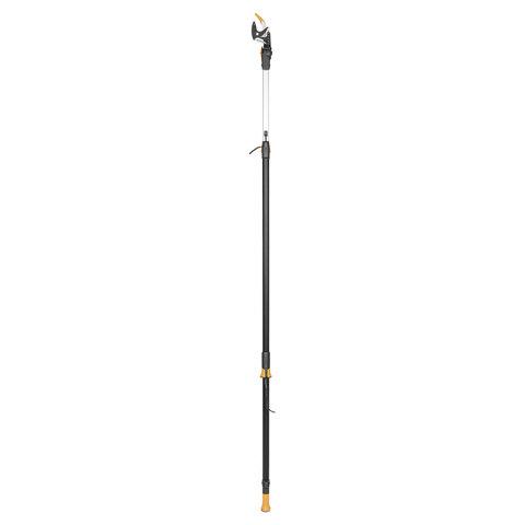 Сучкорез садовый FISKARS PowerGear UPX86, телескопический, длина 2400 мм - 4000 мм, 1023624