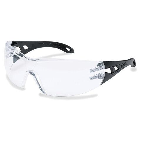 Очки защитные открытые UVEX Феос Ван, прозрачные, покрытие от царапин, запотевания, 9192270