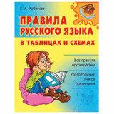 Правила русского языка в таблицах и схемах, Арбатова Е.А., 8512