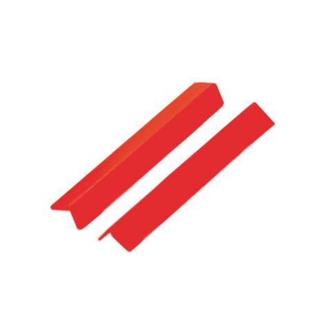 Клипса для цветного кодирования VILEDA, красная, 509264