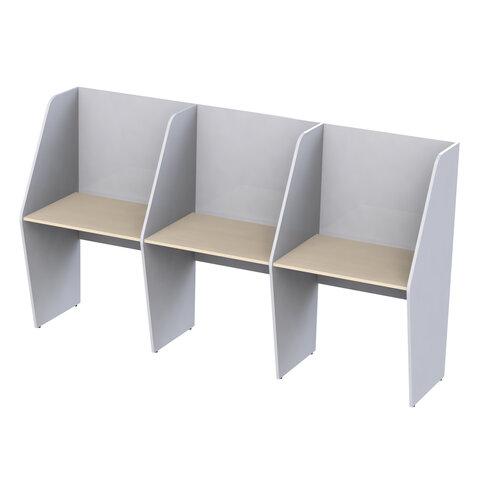 Стол односторонний, 3 места,